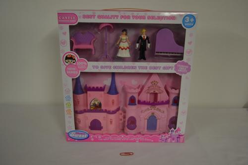 Girls Castle Play Set