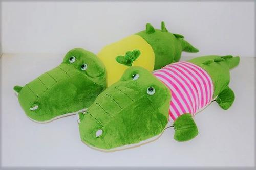 Crocodile in Coat 47cm