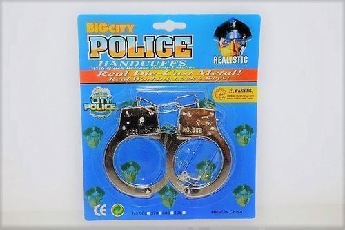 Handcuffs Metal Toy