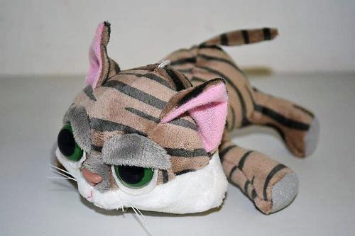 Big Eye Cat 19cm