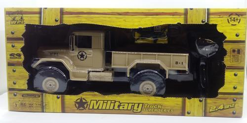 RC Military Vehicle 4WD