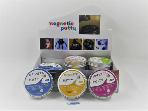 Putty Magnetic in Tin