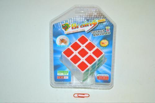 Magic Cube in Blister Pack